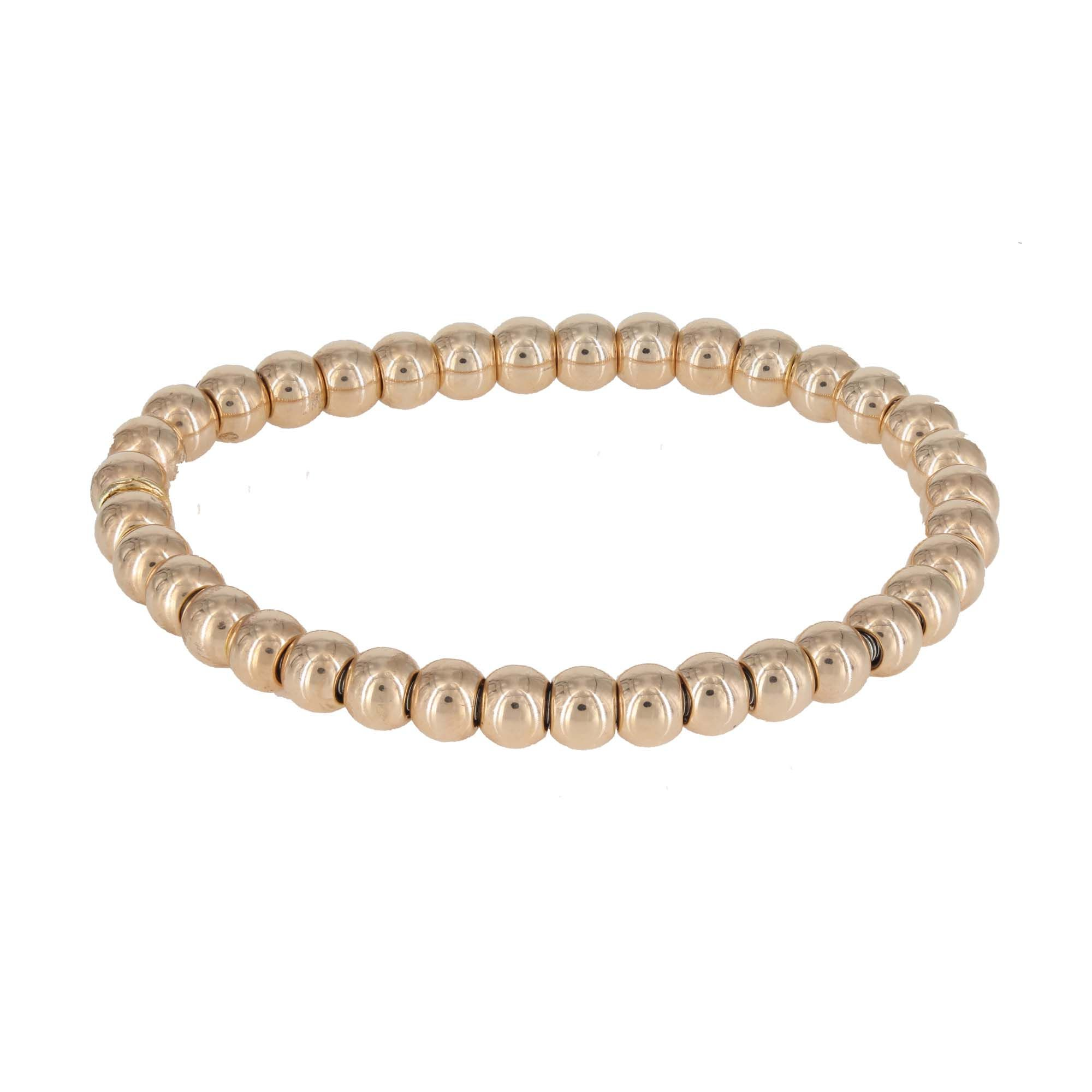 London Collection 18k Rose Gold Stretch