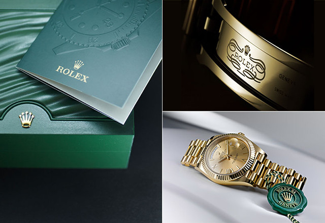 Rolex Mosaic